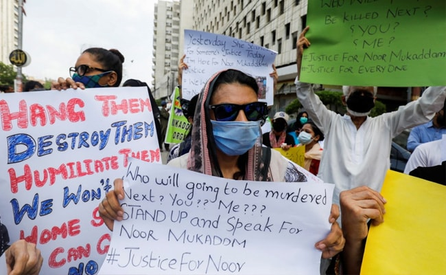 Grisly Murder Of Ex-Diplomat's Daughter Sparks Outrage Over Femicides In Pakistan