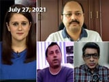 Video : After 132 Days, India's Daily Cases Below 30,000, But 'R' Factor Rises