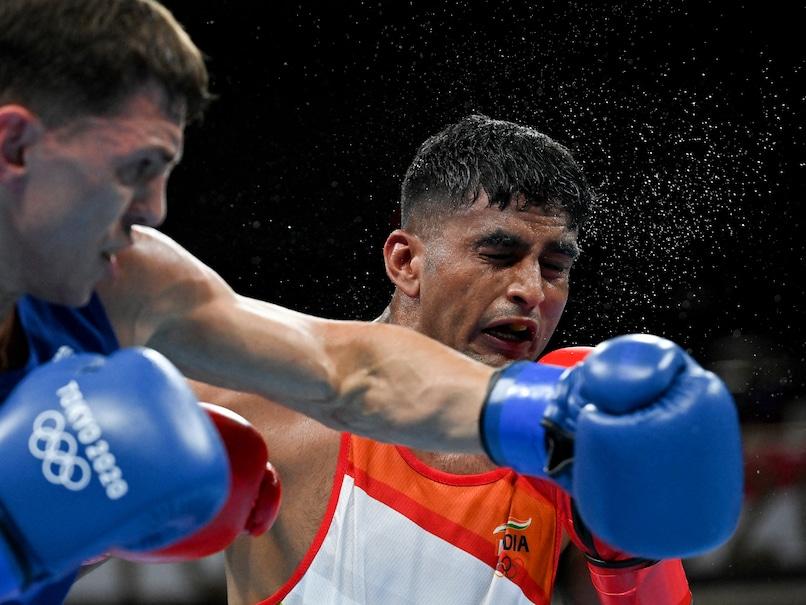 Tokyo Olympics: India Boxer Manish Kaushik Crashes Out After Losing To Great Britains Luke McCormack