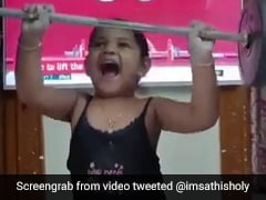 """Mirabai Chanu """"Loves"""" This Video Of A Girl Mimicking Her Silver Medal Lift"""