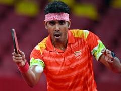 Tokyo Olympics: Sharath Kamal Goes Down Fighting To Rio Gold Medallist Ma Long