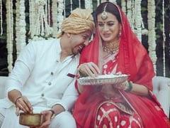 Dia Mirza And Vaibhav Rekhi Welcomed A Baby Boy In May, They Named Him Avyaan Azaad