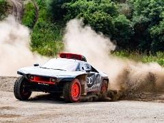 Audi RS Q e-tron 2022 Dakar Rally Challenger Unveiled