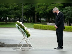 Tokyo Games: IOC President Thomas Bach Visits Hiroshima As Olympic Truce Comes Into Force