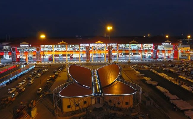 Kerala's Cochin International Airport Terminal To Be Converted To 3 Utility Blocks