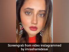 Rashmi Desai ने रोते हुए वीडियो किया शेयर, बोलीं- आपसे मोहब्बत करना हमारे बस में नहीं लेकिन...