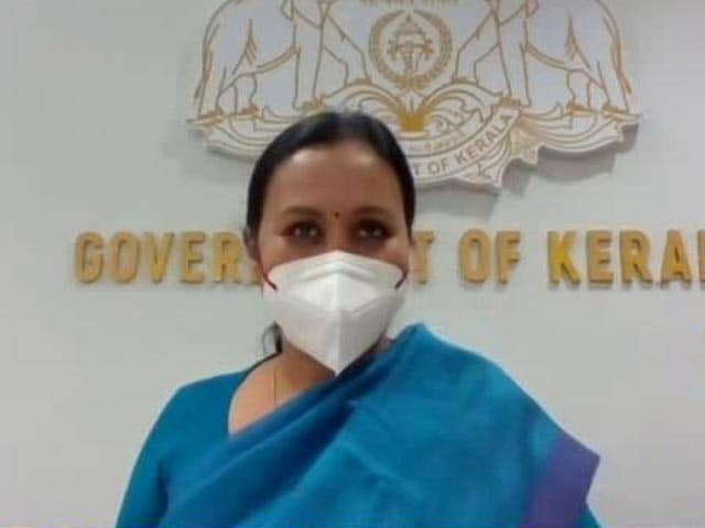 """Video : """"Expected This..."""": Kerala Health Minister On Continuing Covid Infections"""