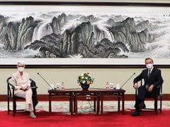 """China Accuses US Of Creating """"Imaginary Enemy"""" During """"Frank"""" Talks"""