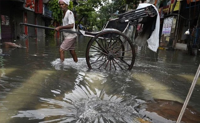 8 Dead In Separate Rain Related Incidents In Bengal