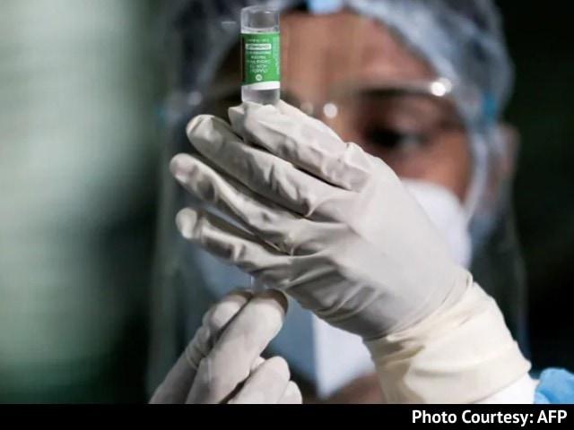 Video : Vaccinations Drop In PM Modi's Constituency Varanasi