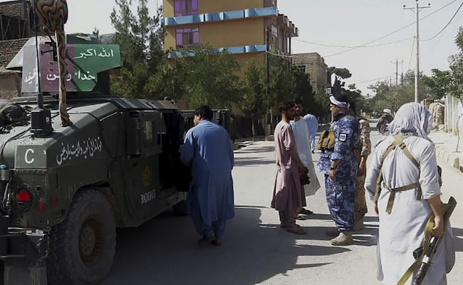 Taliban Surround Afghan City Amid Counterattack As US Pullout Nears Completion