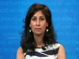 Video : IMF's Gita Gopinath On India's Growth Projections