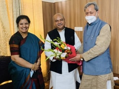 Day After Chief Minister Quit, Key Uttarakhand Meet To Pick New Leader