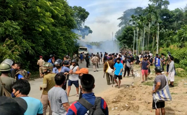 Days After Border Violence, Assam Advises People Not To Travel To Mizoram