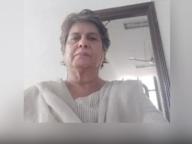 Video : Ex-Union Minister PR Kumaramangalam's Wife Murdered At Delhi Home