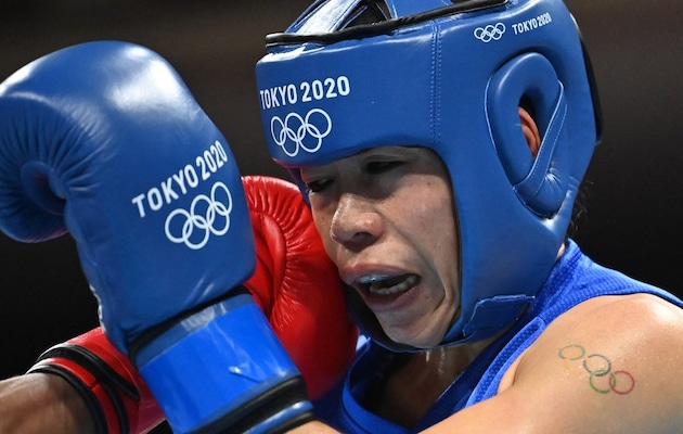 Tokyo Games: Mary Kom Goes Down Fighting In Olympic Pre-Quarters