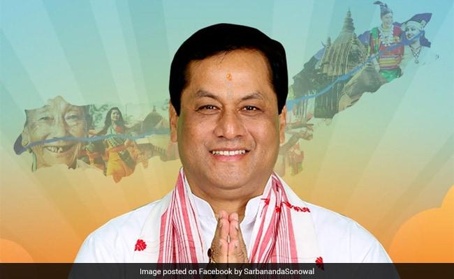 Sarbananda Sonowal Elected Unopposed To Rajya Sabha From Assam