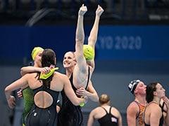 Tokyo Olympics: Australia Smash World Record To Win Women's 4x100m Swimming Freestyle Relay Gold