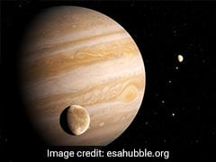 NASA's Hubble Telescope Finds Evidence Of Water Vapour In Jupiter's Moon