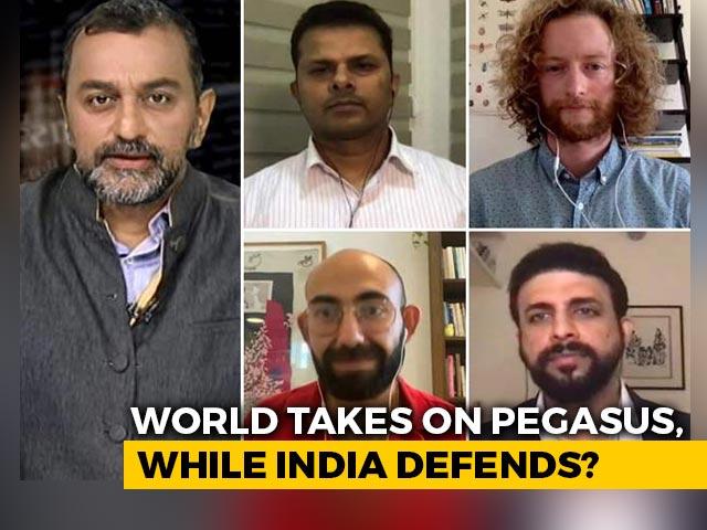 Video : Pegasus: Global Offensive, India Defensive?
