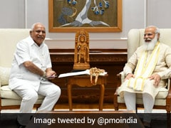 """PM's """"No Words Will Ever Do Justice..."""" Praise For BS Yediyurappa"""