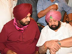 Amarinder Singh To Lead Polls: Congress After 'Remove Captain' Calls