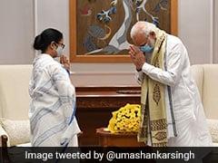 Mamata Banerjee To Visit Bengal's Flood-Hit Areas, Spoke To PM Modi