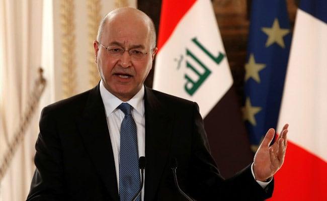 Iraqi President On List For Potential Pegasus Surveillance: Report