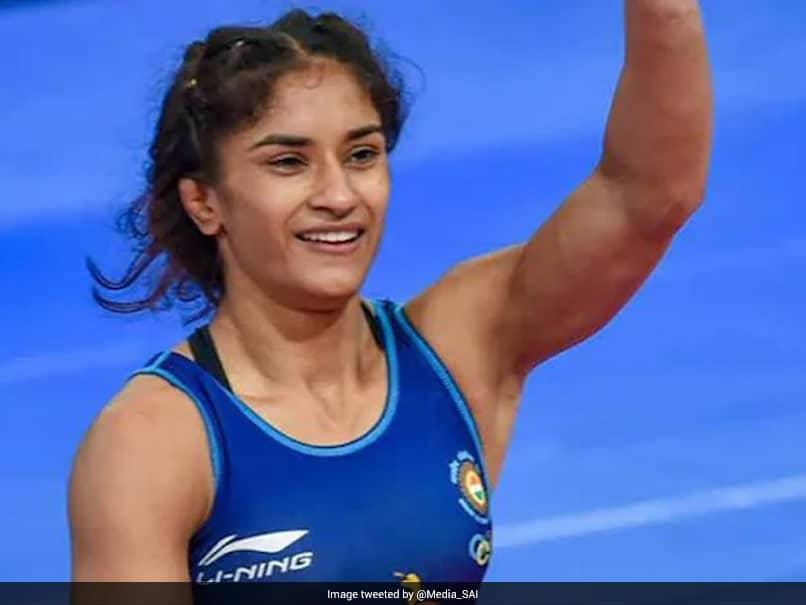 Tokyo Olympics: Vinesh Phogat Returns Stronger, Smarter To Fulfil Medal Dream
