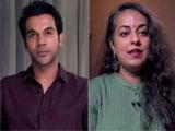 Video : #RukJaanaNahi: अभिनेता राजकुमार राव ने आम लोगों के प्रयासों को सराहा