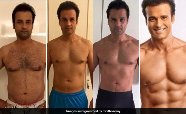 'No Shortcuts, No Magic Pills': Actor Rohit Roy Sums Up His Physical Transformation With This Post
