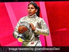 "Tokyo Olympics: Prime Minister Modi Encourages Indian Fencer Bhavani Devi, Says ""You Gave Your Best"""