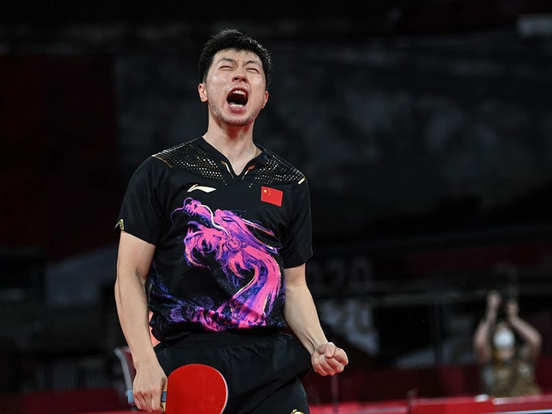 """Tokyo Olympics: """"The Dictator"""" Ma Long Retains Table Tennis Crown To Make History"""