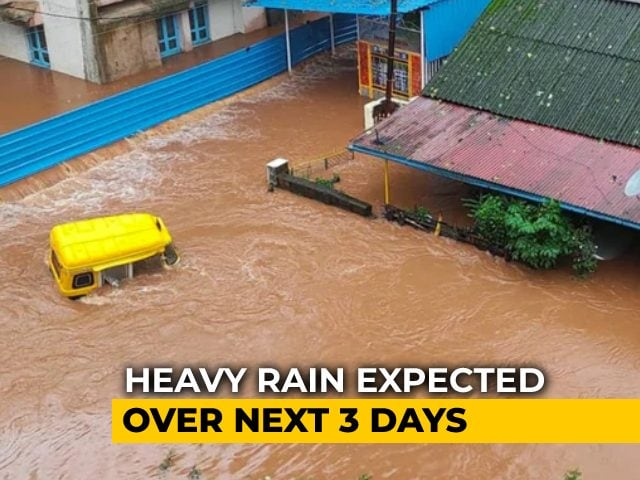 Video : Rain Batters Maharashtra's Konkan, 6,000 Train Passengers Stranded