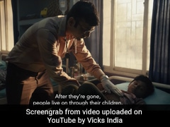 This Touching Ad Film Is A Tribute To Dr Bhosale, Who Lost His Life To Covid
