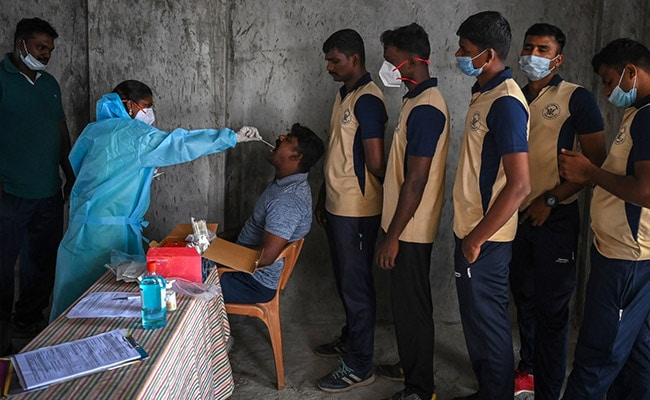 Coronavirus India LIVE Updates: 40,134 New Cases, 422 Deaths Reported On Monday