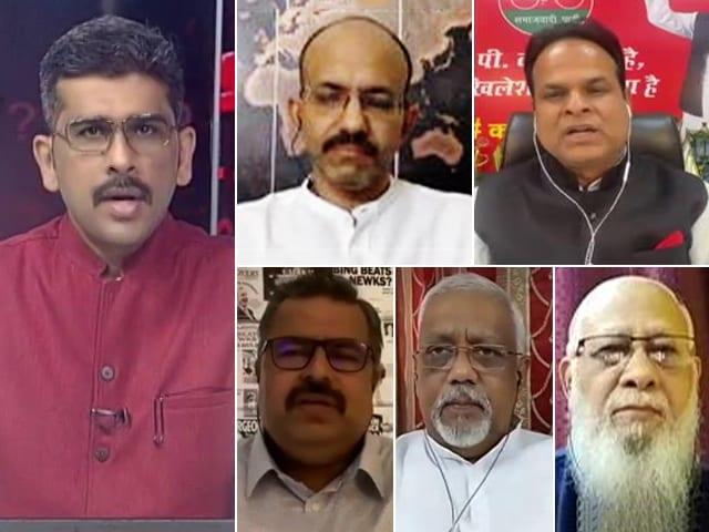 Videos : सवाल इंडिया का: यूपी, बढ़ती आबादी की चिंता या सियासत?