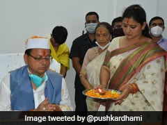 """Uttarakhand Chief Minister Moves Into """"Jinxed"""" Official Residence"""
