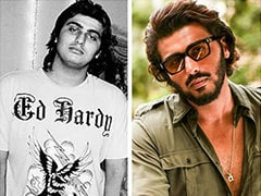 """In Before-After Pics, How Arjun Kapoor Is """"Bettering"""" Himself Every Day"""