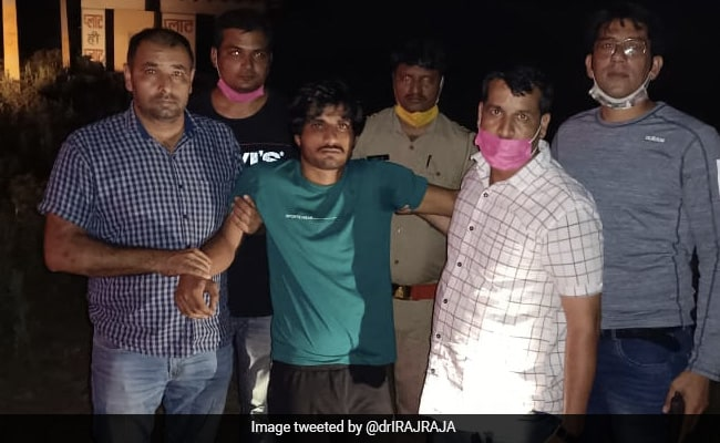 Wanted Criminal Arrested In UP After Brief Encounter: Police