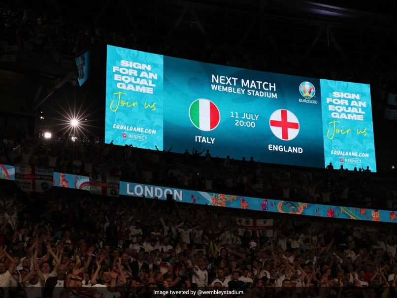 EURO 2020 Final Fuels Outbreak Fears As Nations Fight Coronavirus Surges