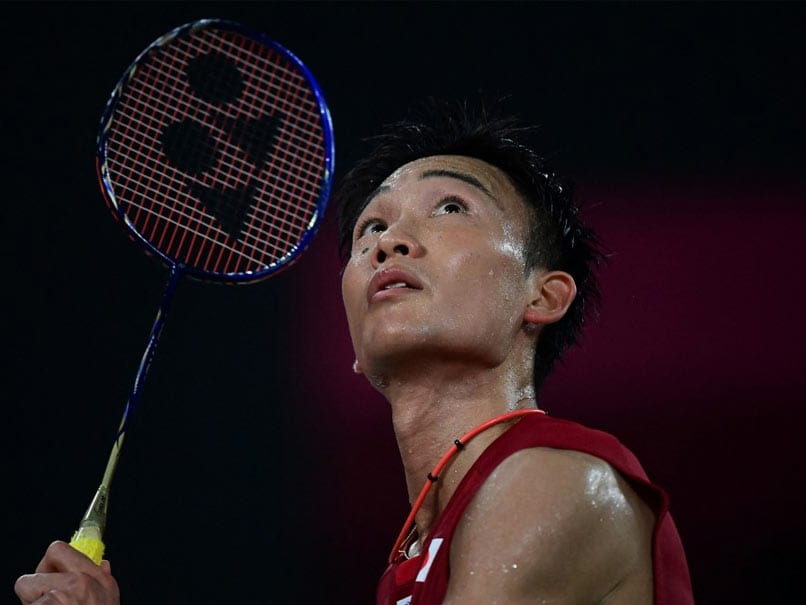 Tokyo Olympics: Kento Momota Suffers Shock Exit In Group Stage