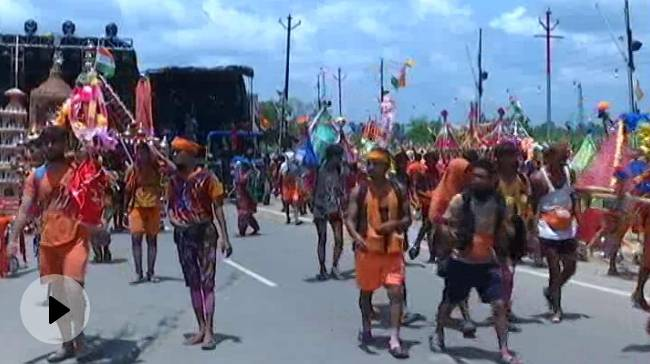 Video | Kanwar Yatra: Uttarakhand Cancels It. Will The Destination Change Now?
