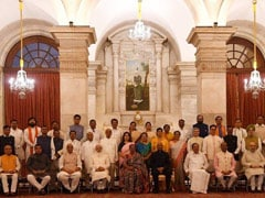 43 Ministers Take Oath In PM's Mega Overhaul, 7 Cabinet Ministers Sacked