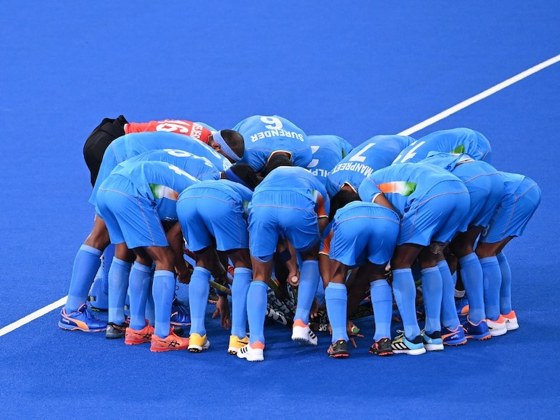 Tokyo Games: India Mens Hockey Team Face Argentina Test To Seal Quarterfinal Berth