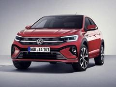 Volkswagen Taigo Crossover Revealed For The European Market