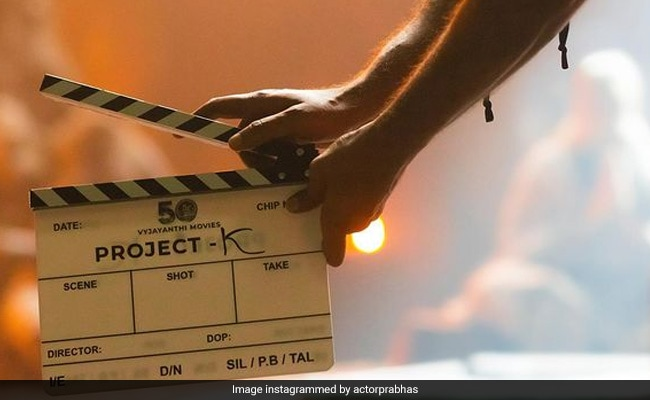 Project K Begins With Prabhas' Tribute To Amitabh Bachchan, 'The Guru Of Indian Cinema'
