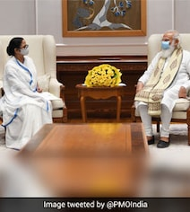 'Jealous': Mamata Banerjee's Swipe After Centre's 'No' To Rome Meeting