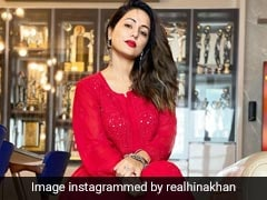 Eid Festivity Gets A Fashionable Spin With Hina Khan And Nikki Tamboli Acing Their Ethnic Ensembles