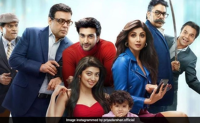 Hungama 2 movie review: Shilpa Shetty, Meezaan, Paresh Rawal's film is distressingly dated